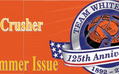 """Summer 2017 Newsletter """"The Orange Crusher"""""""