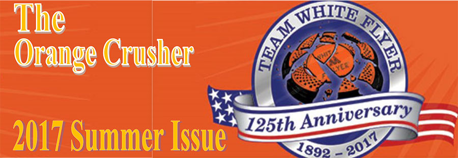 "Summer 2017 Newsletter ""The Orange Crusher"""