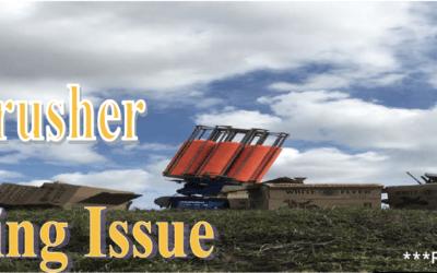 """Spring 2018 Newsletter """"The Orange Crusher"""""""