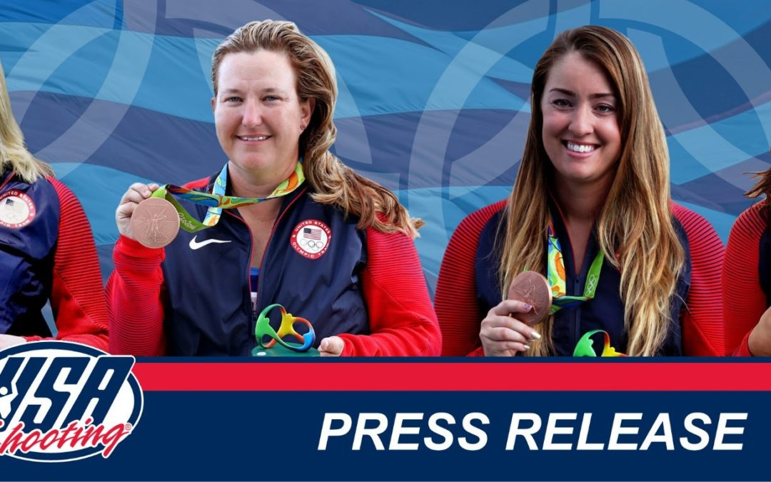White Flyer Targets Renews Commitment to USA Shooting through 2020
