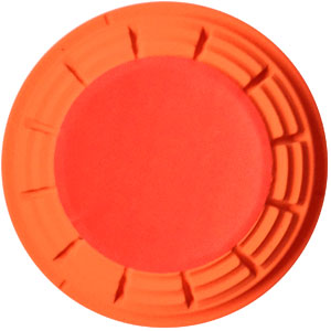 White Flyer Manufactures Orange Crusher Target