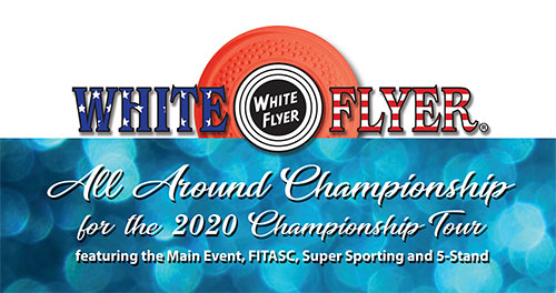 White Flyer All Around for the 2020 Championship Tour
